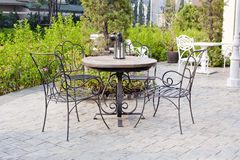 Outdoor area Royalty Free Stock Images