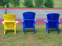 Outdoor Armchair Stock Photos
