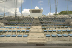 Outdoor auditorium Stock Photography