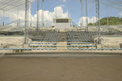 Outdoor auditorium Stock Photo