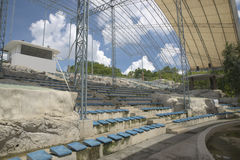 Outdoor auditorium Royalty Free Stock Images