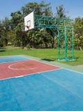 Outdoor basketball Stock Photo