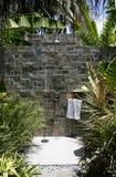 Outdoor Bathroom Royalty Free Stock Image