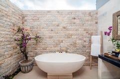 Outdoor Bathup Stock Photography