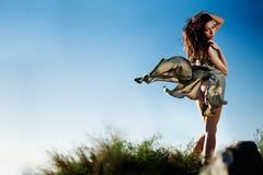 Outdoor beauty Royalty Free Stock Photo
