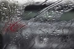 Outdoor bike stunt activity of a cyclist on a bicycleClose up texture abstract background of raindrop on car windscreen window stock images