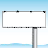 Outdoor Billboard Royalty Free Stock Image