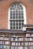 Outdoor book sale Stock Photo