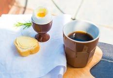 Outdoor breakfast Royalty Free Stock Photos