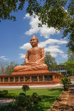 Outdoor Buddha Image Royalty Free Stock Photos