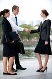 Outdoor Business Stock Images
