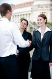 Outdoor Business Royalty Free Stock Photo