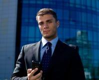 Outdoor Businessman Stock Photos