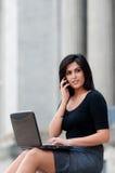Outdoor Businesswoman Stock Photos