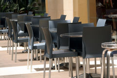 Outdoor cafe.  Stock Images