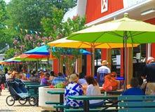 Outdoor Cafe Stock Photos