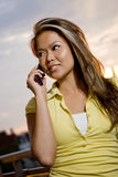 Outdoor Calling Stock Images
