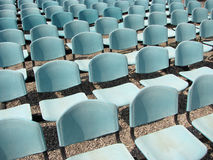 Outdoor chairs Royalty Free Stock Photo