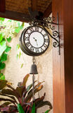 Outdoor Clock Royalty Free Stock Image