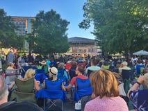 Outdoor Concert Stock Photos