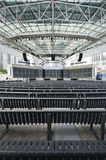 Outdoor Concert Stage royalty free stock photography