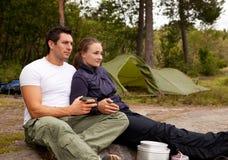 Outdoor Couple stock photos