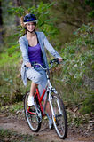 Outdoor Cycling Stock Photography