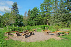 Outdoor Education Amphitheater Stock Photography