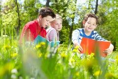 Outdoor education Stock Photos