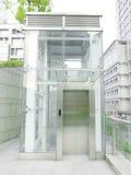 Outdoor elevator Stock Photos