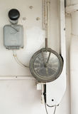 Outdoor Engine room telegraph Royalty Free Stock Image