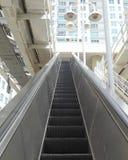 Outdoor escalator Royalty Free Stock Photos