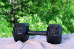 Outdoor Fitness Stock Image