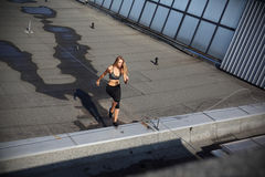 Outdoor fitness Royalty Free Stock Images