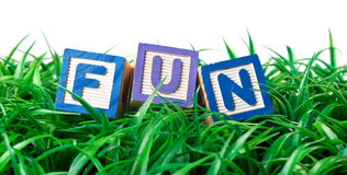 Outdoor fun Royalty Free Stock Images