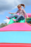 Outdoor fun for kids Stock Images