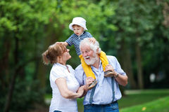 Outdoor fun Stock Images