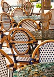 The Outdoor Furniture Stock Photo