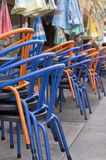 Outdoor Furniture royalty free stock photography