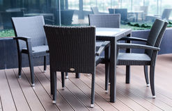 Outdoor Furniture Royalty Free Stock Images