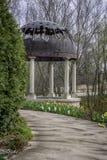 Outdoor garden gazebo Royalty Free Stock Photography