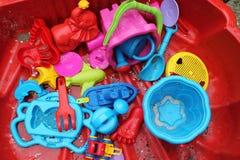 Outdoor garden toys for children Stock Image