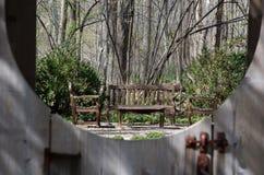 Outdoor garden Stock Photo