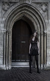 Outdoor Gothic Royalty Free Stock Image