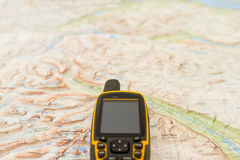 Outdoor GPS Stock Images