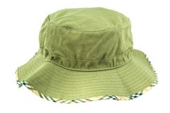 Outdoor hat Royalty Free Stock Photography