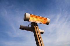 Outdoor heater Stock Photos