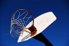Outdoor Hoop Royalty Free Stock Photos