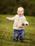Outdoor kid Royalty Free Stock Image