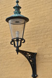 Outdoor Lamp Royalty Free Stock Photo